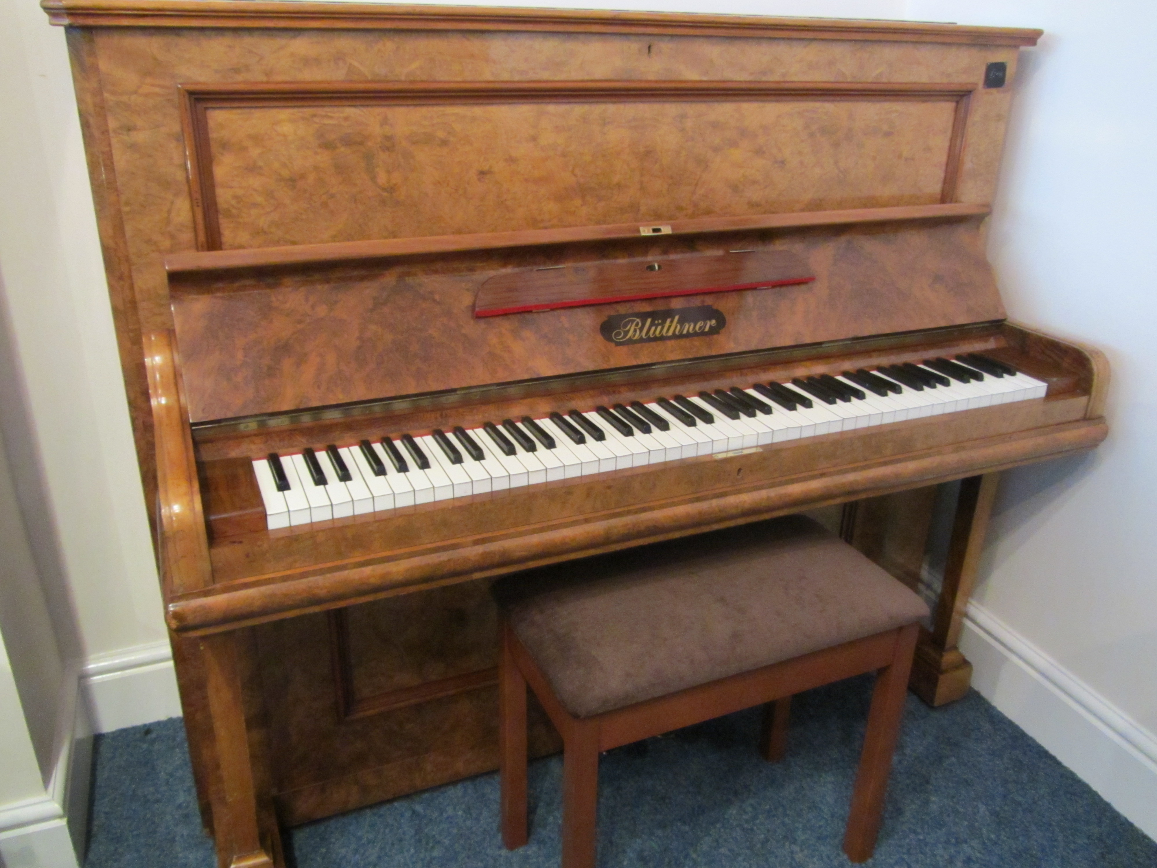 walnut pianos for sale looking for a cheap or free piano 0845 226 8204. Black Bedroom Furniture Sets. Home Design Ideas